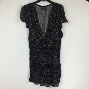 Free People Baby Love Smocked Bodycon M
